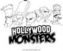 diverse_malvorlagen/beliebt08/Hollywood_Monsters.JPG