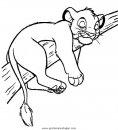 der knig der lwen malvorlagen zum ausmalen fr kinder