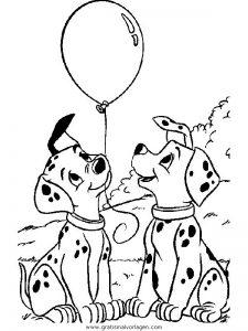 101 Dalmatiner 19 Gratis Malvorlage In 101 Dalmatiner Comic