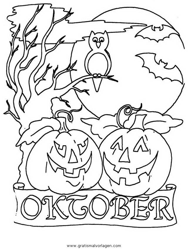 monatsbilder oktober gratis malvorlage in beliebt09