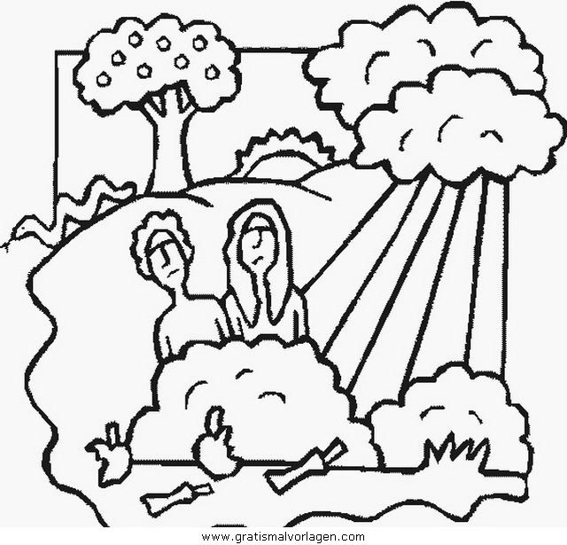 Erfreut Adam Und Eva Malvorlagen Ideen - Beispielzusammenfassung ...