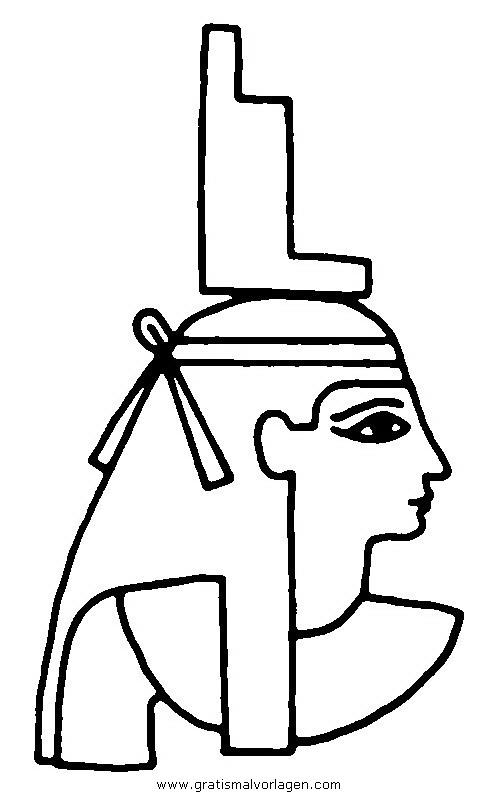 agypten 451 gratis Malvorlage in Antikes Ägypten, Geografie - ausmalen