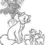 Aristocats Malvorlagen Zum Ausmalen Für Kinder