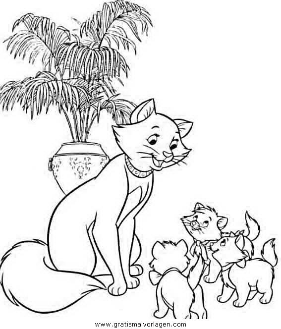 aristocats 12 gratis malvorlage in aristocats comic