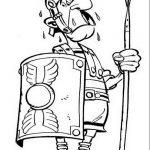 Asterix Malvorlagen Zum Ausmalen Für Kinder