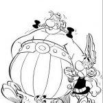 Asterix Malvorlagen Zum Ausmalen Für Kinder -
