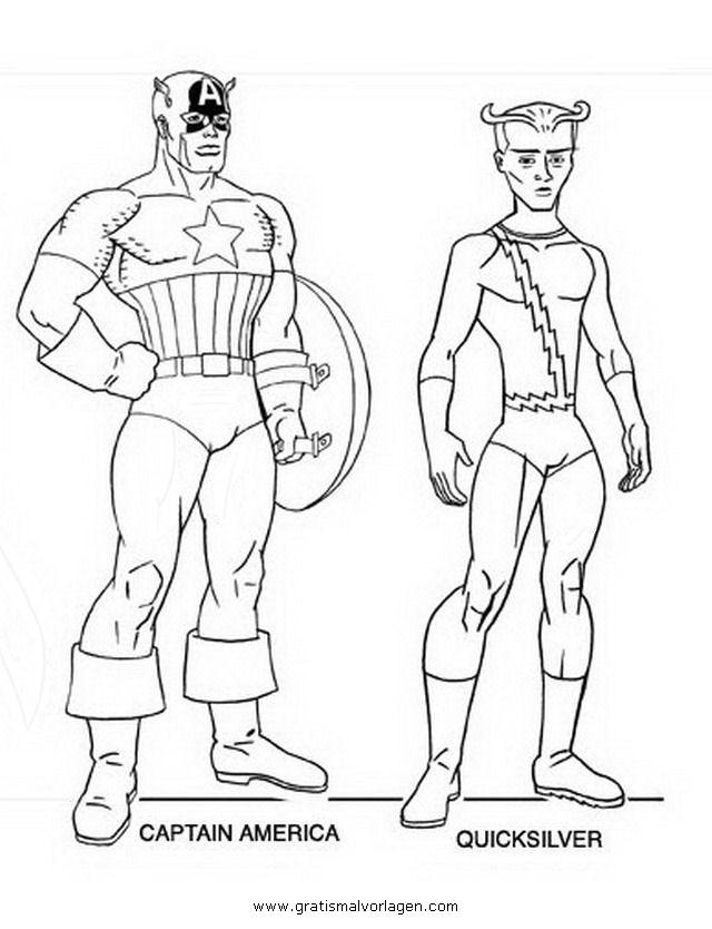 avengers 01 gratis malvorlage in avengers, comic