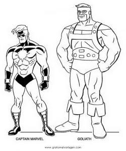 Avengers 05 Gratis Malvorlage In Avengers Comic Trickfilmfiguren
