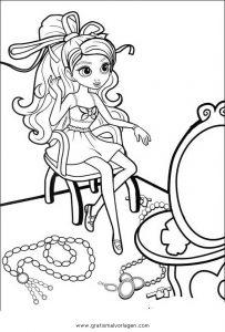 Barbie Elfinchen 01 Gratis Malvorlage In Barbie Elfinchen Comic