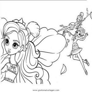Barbie Elfinchen 19 Gratis Malvorlage In Barbie Elfinchen Comic