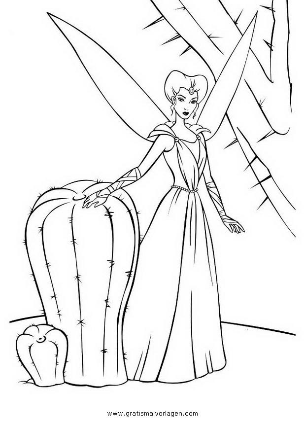 Rayman 11 Gratis Malvorlage In Comic Trickfilmfiguren: Barbie Fairytopia 11 Gratis Malvorlage In Barbie