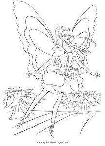 Barbie Fairytopia 17 Gratis Malvorlage In Barbie Fairytopia Comic