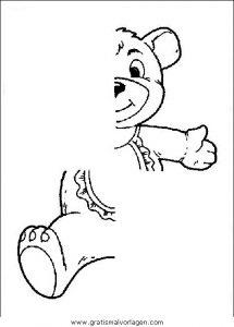 Malvorlage Bären baren 056