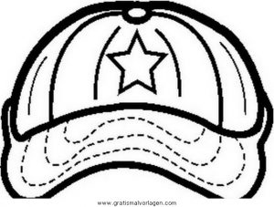 Malvorlage Baseball baseball 18