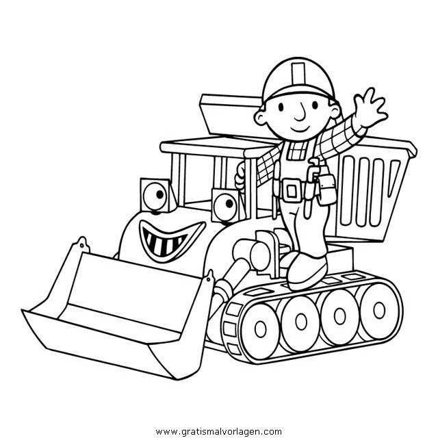 Baumaschinen 29 Gratis Malvorlage In Baumaschinen Transportmittel