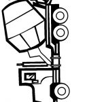 Fendt Traktor Gratis Malvorlage In Baumaschinen, Transportmittel