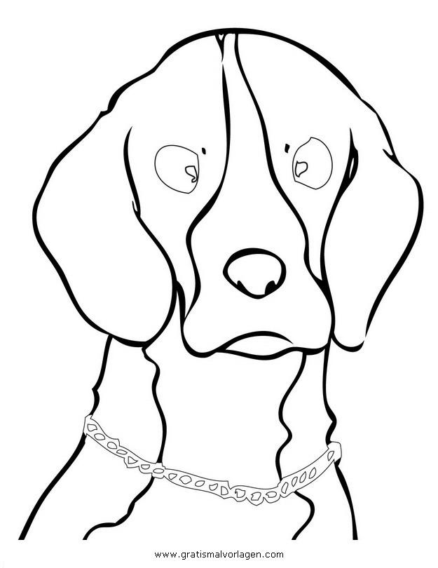 malvorlage beagle  coloring and malvorlagan