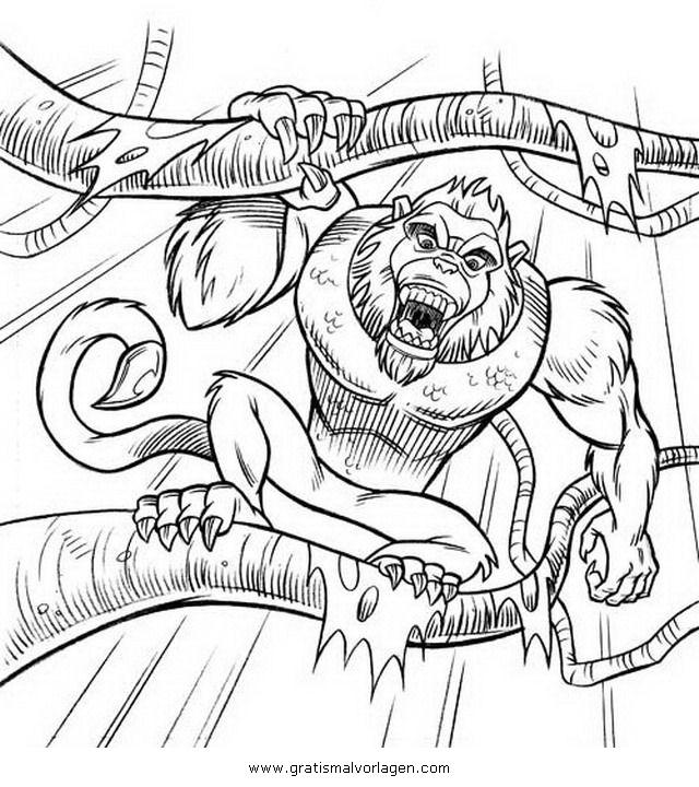 beast quest 3 gratis malvorlage in beast quest comic