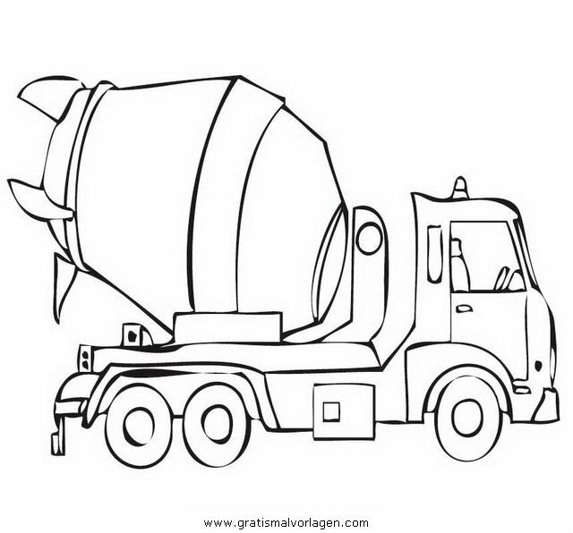 Malvorlagen Baustellenfahrzeuge Kostenlos My Blog