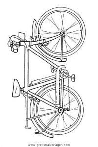 Fahrrad 3 Gratis Malvorlage In Sport Verschiedene Sportarten Ausmalen