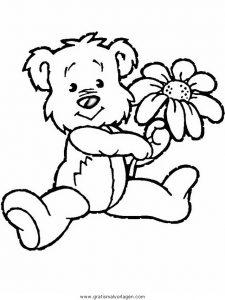 Malvorlage Blumen blumen 376