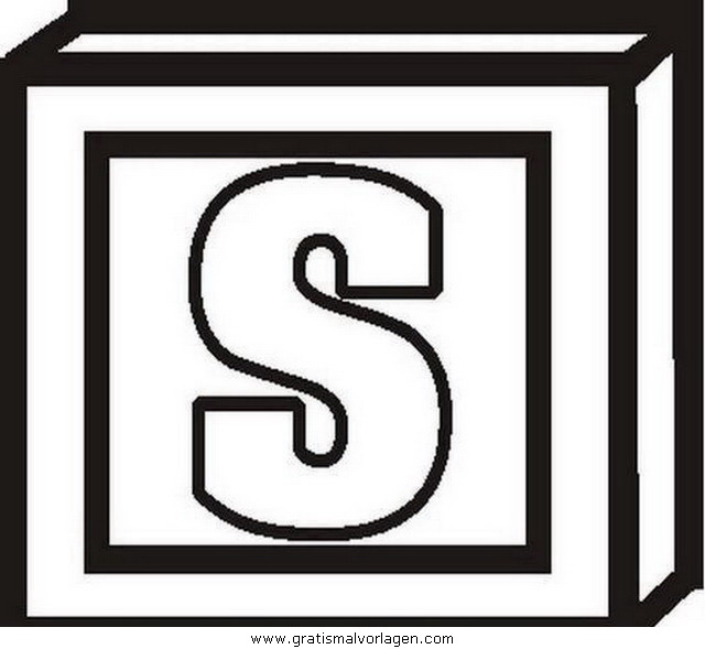 buchstaben 53 gratis malvorlage in alphabet buchstaben