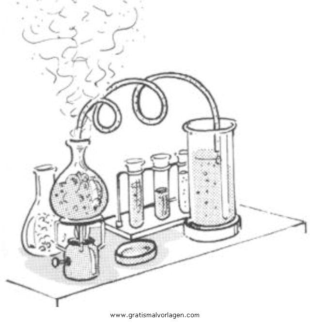 Gemütlich Malvorlagen Aus Der Chemie Ideen - Framing Malvorlagen ...