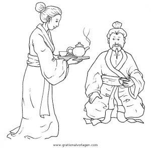 chinesischer tee gratis malvorlage in china, geografie