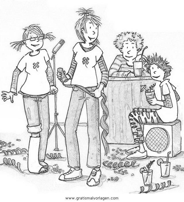 Conni Malvorlagen Zum Ausmalen Für Kinder