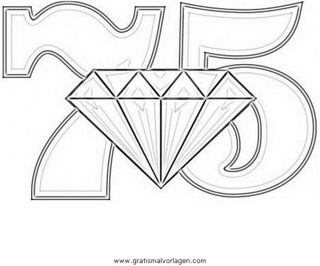 diamant 7 gratis Malvorlage in Beliebt02, Diverse Malvorlagen - ausmalen