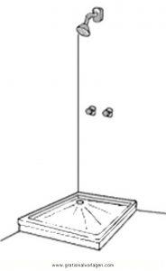 Malvorlage Beliebt05 dusche 0