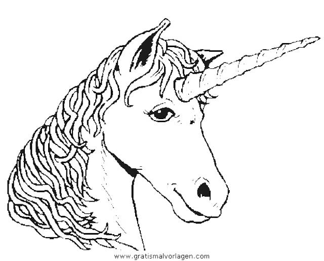 Einhorner 20 gratis malvorlage in einh rner fantasie - Libero unicorno pagine da colorare ...