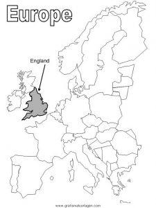 england 18 gratis Malvorlage in England, Geografie - ausmalen