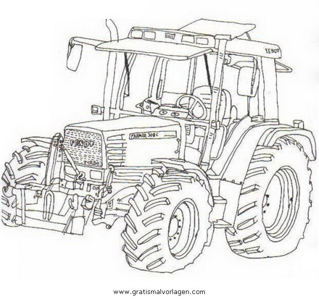 Malvorlagen Traktor Claas My Blog