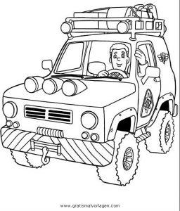feuerwehrmann sam 15 gratis malvorlage in comic  trickfilmfiguren, feuerwehrmann sam - ausmalen