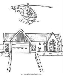 feuerwehrmann sam 19 gratis malvorlage in comic. Black Bedroom Furniture Sets. Home Design Ideas