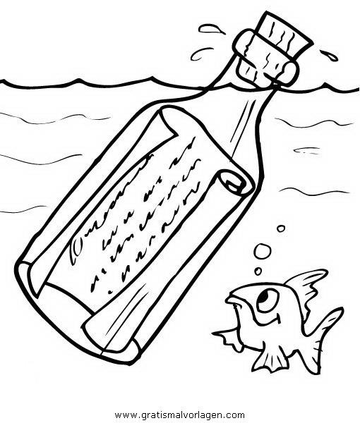 flasche 06 gratis malvorlage in beliebt diverse