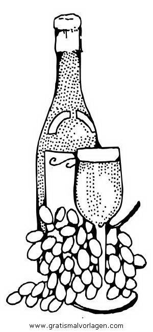 flasche 08 gratis malvorlage in beliebt diverse