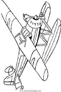 Flugzeuge 65 Gratis Malvorlage In Flugzeuge Transportmittel Ausmalen