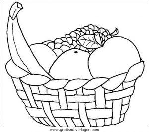Fruchte 46 Gratis Malvorlage In Essen Trinken Früchte Ausmalen