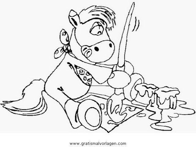 Diddl Malvorlagen zum Ausmalen für Kinder -