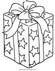 Geschenke 15 Gratis Malvorlage In Geschenke Weihnachten Ausmalen