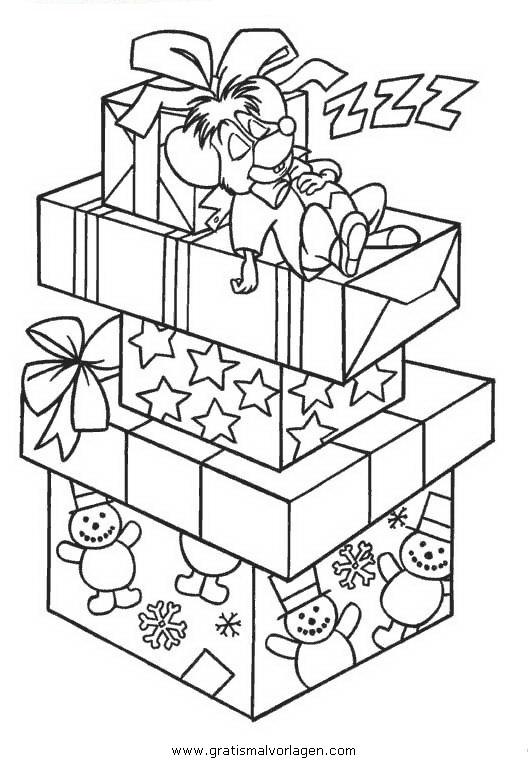 geschenke 29 gratis malvorlage in geschenke weihnachten