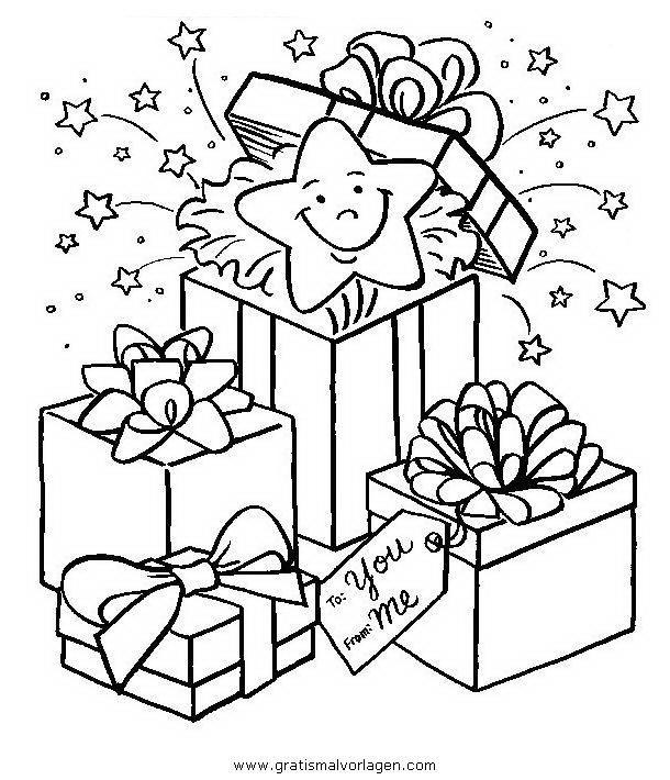geschenke 30 gratis malvorlage in geschenke weihnachten. Black Bedroom Furniture Sets. Home Design Ideas