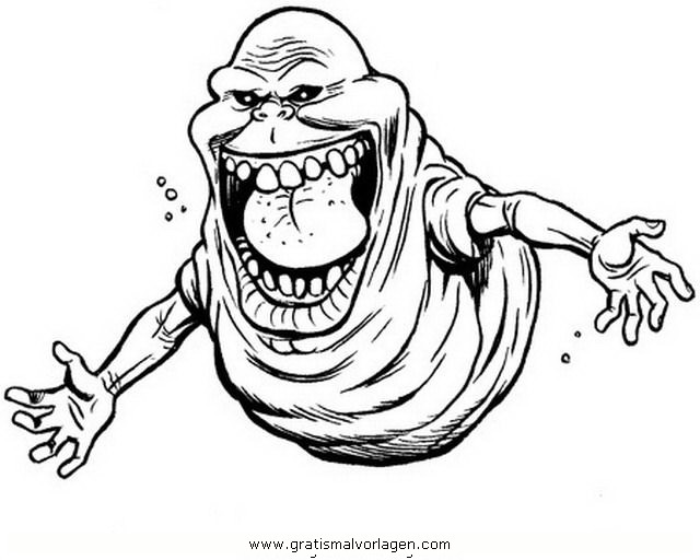 ghostbusters 12 gratis Malvorlage