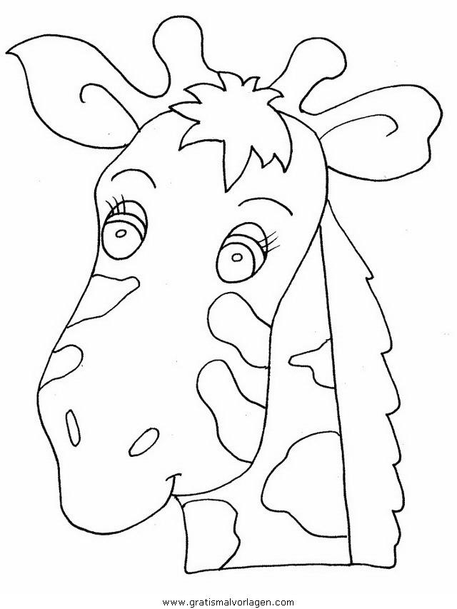 giraffen 10 gratis malvorlage in giraffen, tiere - ausmalen