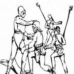 Antikes Rom Malvorlagen Zum Ausmalen Für Kinder
