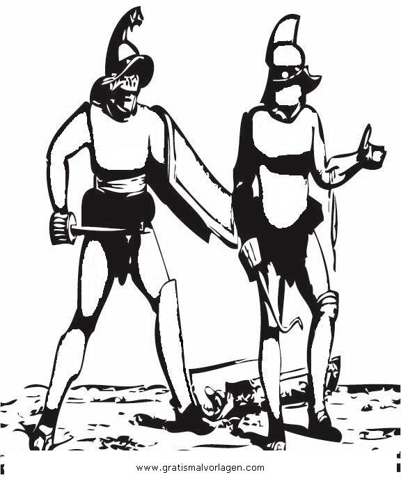 gladiatoren 15 gratis malvorlage in antikes rom geografie
