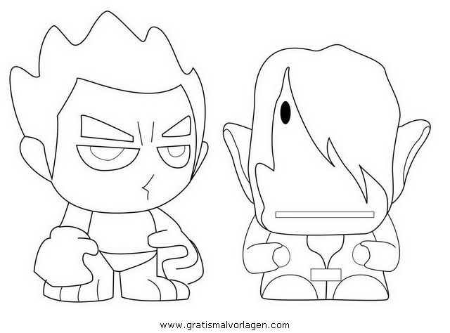 Rayman 11 Gratis Malvorlage In Comic Trickfilmfiguren: Gogos 11 Gratis Malvorlage In Comic & Trickfilmfiguren