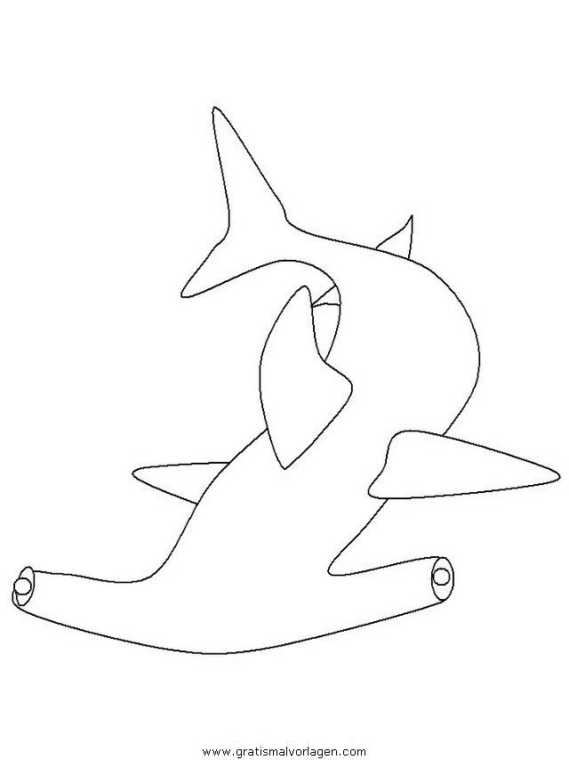 Ungewöhnlich Malvorlagen Von Tigerhaien Fotos - Framing Malvorlagen ...